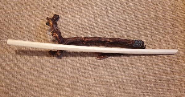 Bokken aus japanischer Weißeiche -  Itto-Ryu-Form - 98 cm