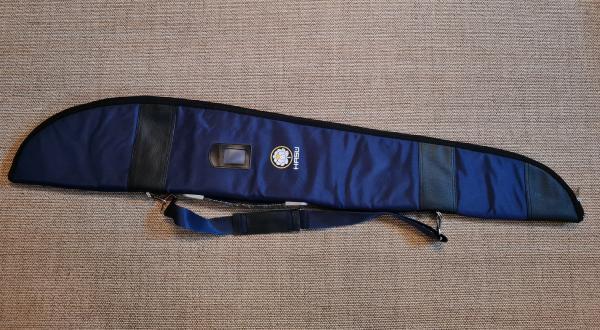 Doppel-Schwerttasche für Katana und Bokken - blau