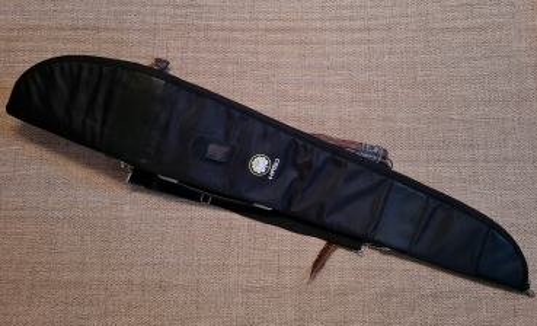 Doppel-Schwerttasche für Katana und Bokken - schwarz