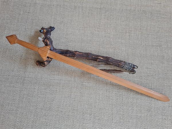 Tai Chi Schwert aus Maulbeere - 65 cm